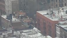 Two reportedly missing after NYC explosion