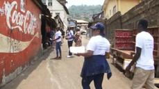 Sierra Leone in Ebola lockdown