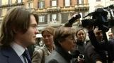 Amanda Knox' ex-boyfriend Raffaele Sollecito says 'life can begin again'
