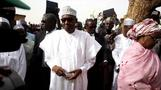 Nigeria's Buhari makes early gains