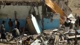 Women and children killed in Yemen airstrike
