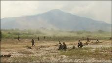 Annual war games for Philippine and U.S. troops