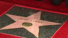 Jeff Lynne gets Walk of Fame Star
