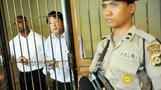 Australian FM fears worst for citizens on Indonesian death row