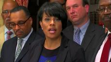 Baltimore mayor: 'I want answers'
