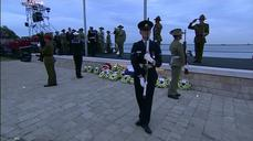 Thousands mark Gallipoli centenary