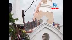 Severe quake hits Nepal