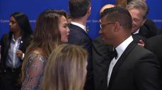 Worlds collide at 2015 White House Correspondents' Dinner
