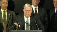 "Maryland Governor Hogan: ""I have declared a state of emergency"""