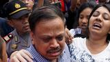 Last goodbyes before Indonesian executions
