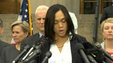 Baltimore police officers to face homicide charges in Freddie Gray case