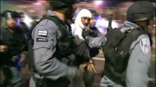 Anti-racism protest in Israel turns violent