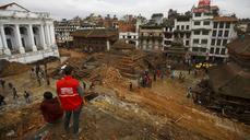 90 percent of Nepal heritage sites destroyed