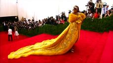 Bold and colourful prevail at Met Gala for fashion's big night out