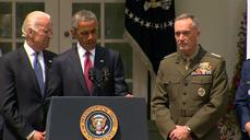 Obama names Marine General Dunford to become top U.S. military officer