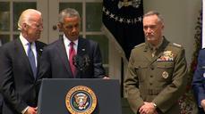 Obama names Marine General Dunfor