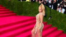 Stars shine at Met Gala, Brown's misdemeanor charge dropped