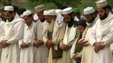 Funeral tribute in Pakistan for Texas gunmen