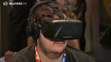 Oculus brings virtual reality to the masses