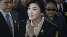 Ex-Thai PM on trial facing 10 years in jail