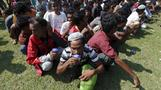 Asian leaders meet over migrant crisis