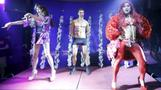Chinese drag queens find a place onstage