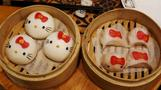 Hello Kitty lands on Hong Kong dumplings