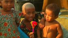 "Myanmar's stateless Rohingya, ""suffering from everything"""