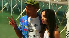 Pharrell Williams and A$AP Rocky bring their 'Dope' to Cannes