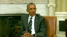 Obama strongly urges Senate to work through recess to resolve its issues with Patriot Act