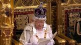 Queen marks EU referendum countdown