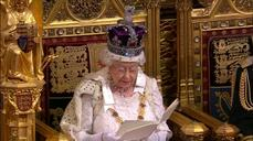 Queen marks EU referendum countdown