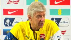 "Arsenal boss wants FIFA rumors to ""disappear"" following arrests"