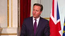 UK takes hard line on EU reform as Cameron starts European tour