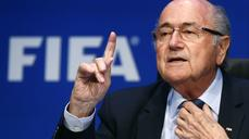 Defiant FIFA president Blatter says he does not fear arrest