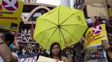 Hong Kong's umbrella movement returns