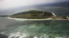 "China says island-building finished ""soon"""