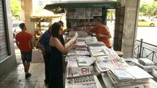 Greeks react to referendum green light