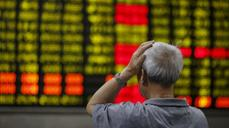 "Blaming ""foreign puppets"" for China's stocks rout"