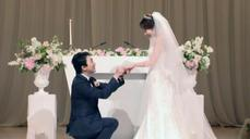 Lush South Korean weddings lose their luster