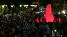 Greeks defy Europe with overwhelming referendum 'No'