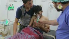Activists allege Syria gas attack