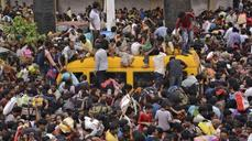 27 Indian pilgrims killed in stampede