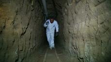 A walk through El Chapo's escape tunnel in Mexico
