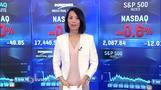 NY株5日続落、中国株急落を受けて(27日)