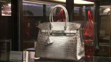 Birkin's special request to Hermes