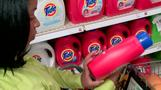Dollar whacks P&G, again