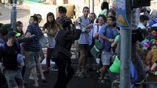 Six stabbed in Jerusalem pride parade