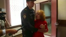 Russian woman suspected of killings