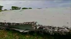 Plane debris found on Reunion Island flown to France